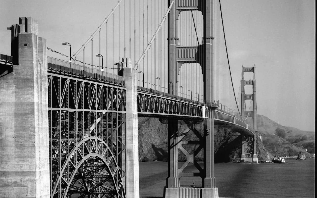 Le pont du Golden Gate